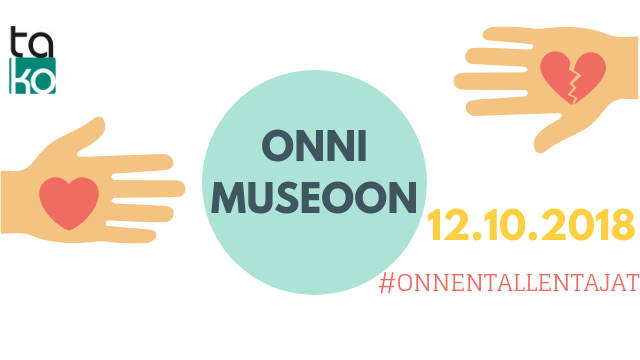 Onni museoon -banner