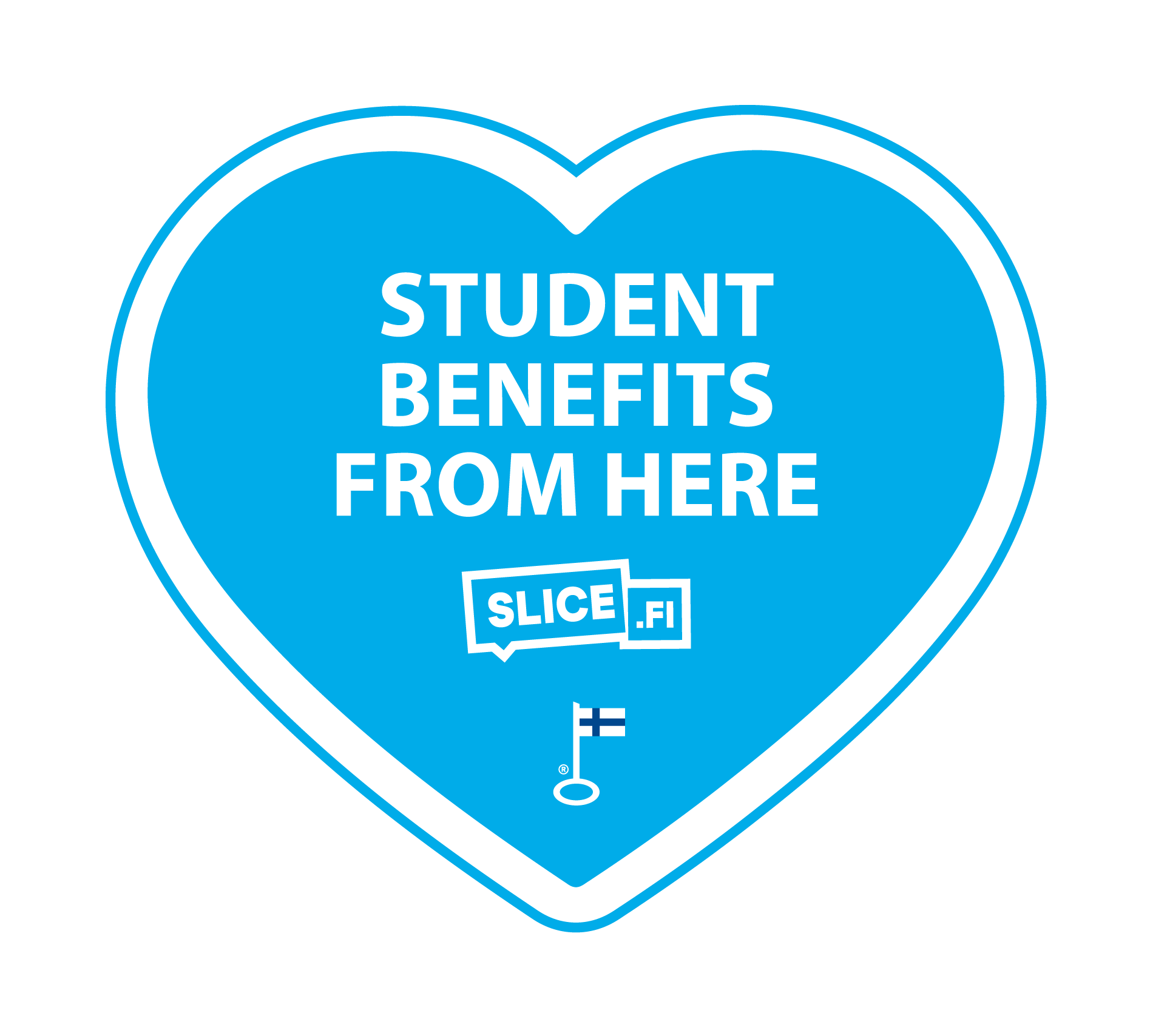 student benefits from here